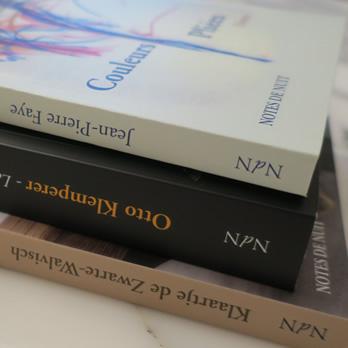 Livres Notes de nuit éditions