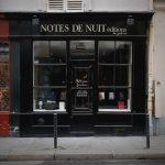 Facade Galerie Notes de nuit